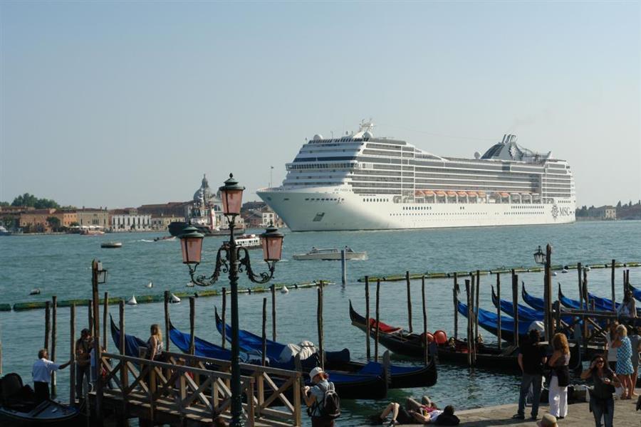 Venedig Schiffe