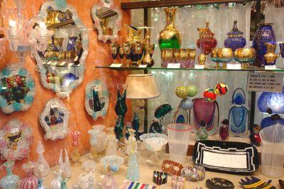 Venedig Glasbläserei