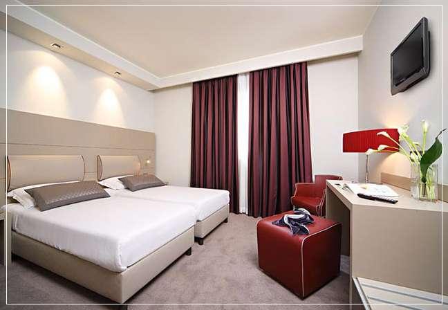 Hotel smart holiday in mestre venedig venezia italien for Designhotel mit kindern